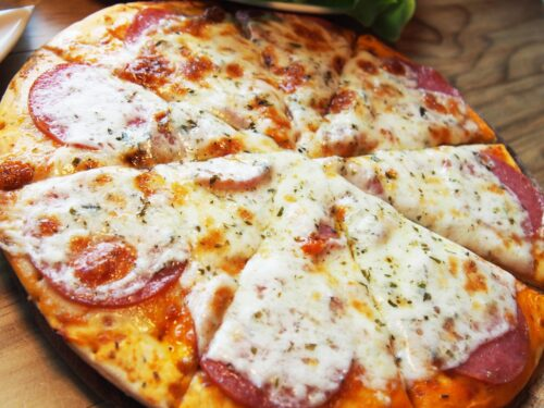 This is Cheese Pizza.