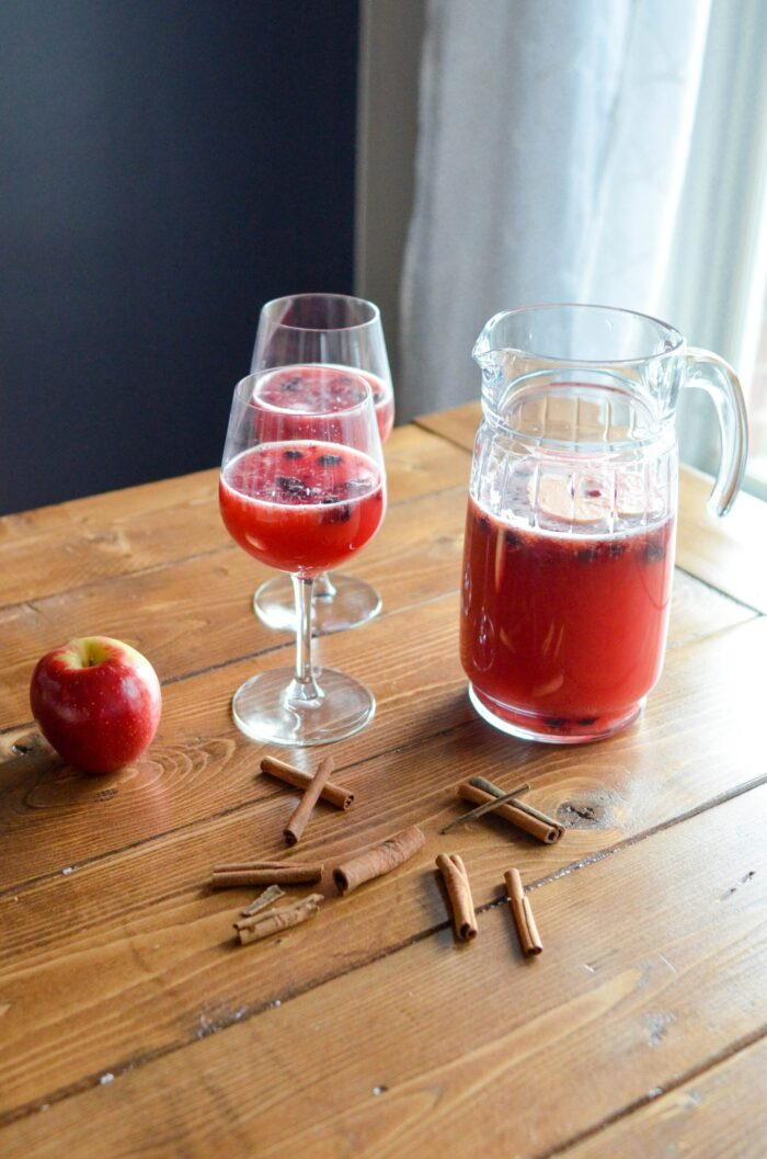 Apple Detox Drink