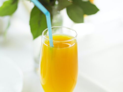 Smooth Orange Drink
