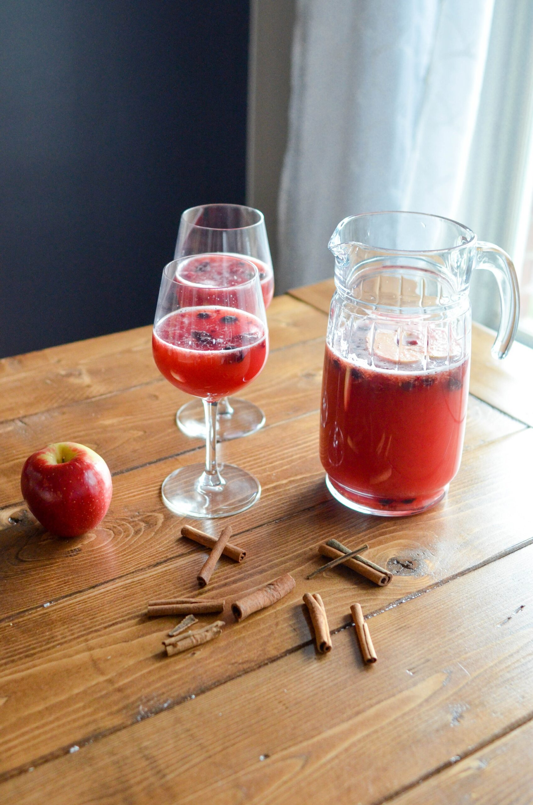 Apple Detox Drink